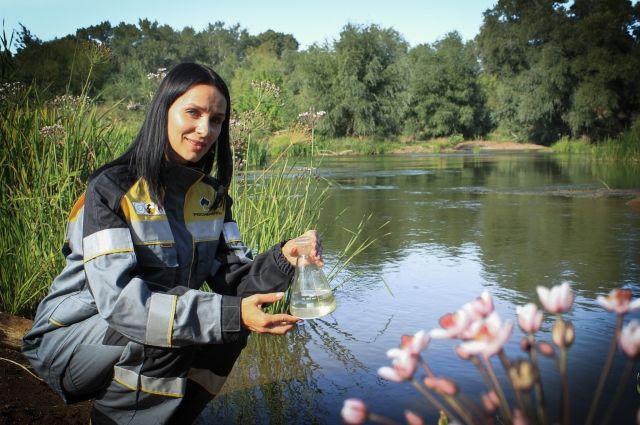 «Оренбургнефть» на 28% сократила забор воды из природных источников на Лебяжинском месторождении.