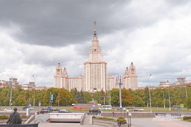 Восьмилетняя москвичка поступила в МГУ на платной основе