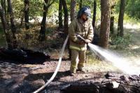 В Оренбургской области за сутки произошло 68 пожаров.