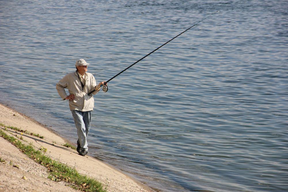 Рыбалку никто не отменял.