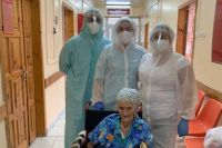 Пенсионерку выписали из Липецкой городской больницы скорой медицинской помощи №1.