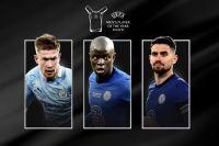 УЕФА обнародовал имена претендентов на награду лучшему футболисту Европы