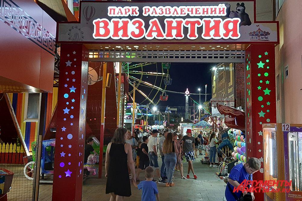 Лето 2021 года в Витязево.
