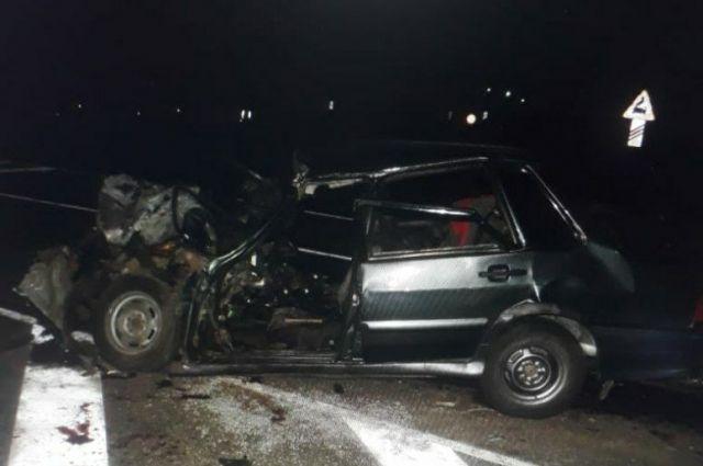 ДТП на трассе Оренбург-Самара унесло жизнь 37 - летней женщины.