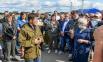 Губернатор Ямала в Коротчаево, 2021.