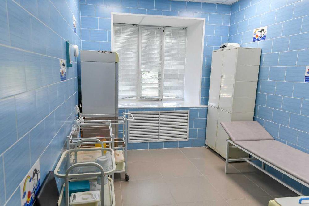 Местная амбулатория в Пуровске, 2021.