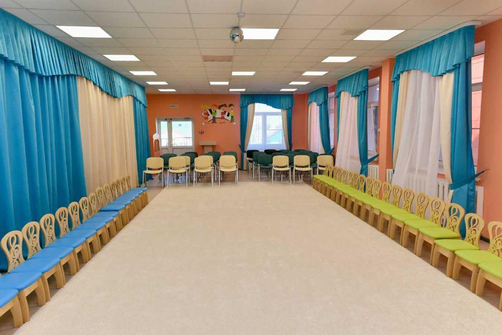 Детский сад «Колокольчик», Пурпе, 2021.