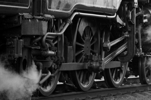 Из-за пожара в Бузулукском бору задержались три поезда, следовавшие из Москвы в Оренбуржье.