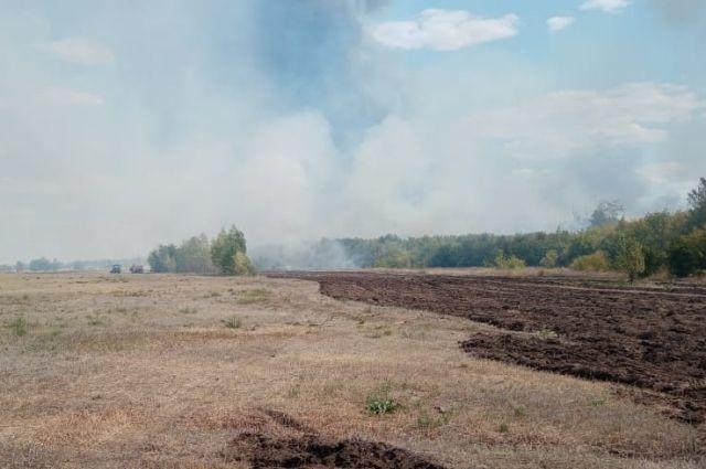 В Соль-Илецком городском округе введен режим ЧС