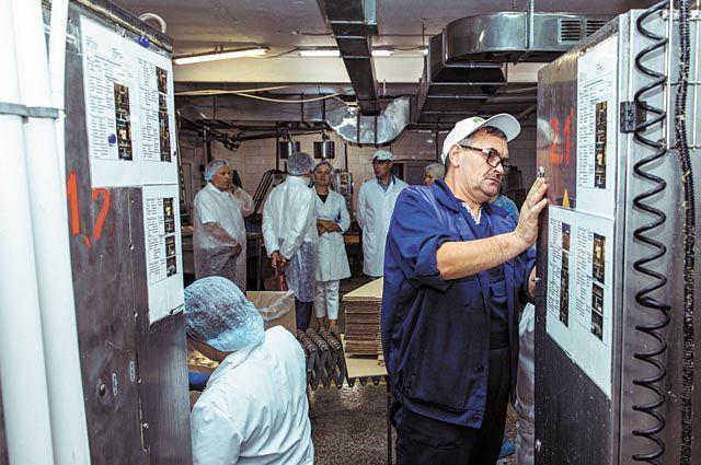 За шесть месяцев работы нацпроекта производительность на предприятии «Молочная ферма» в с. Бабино выросла на 12 %.