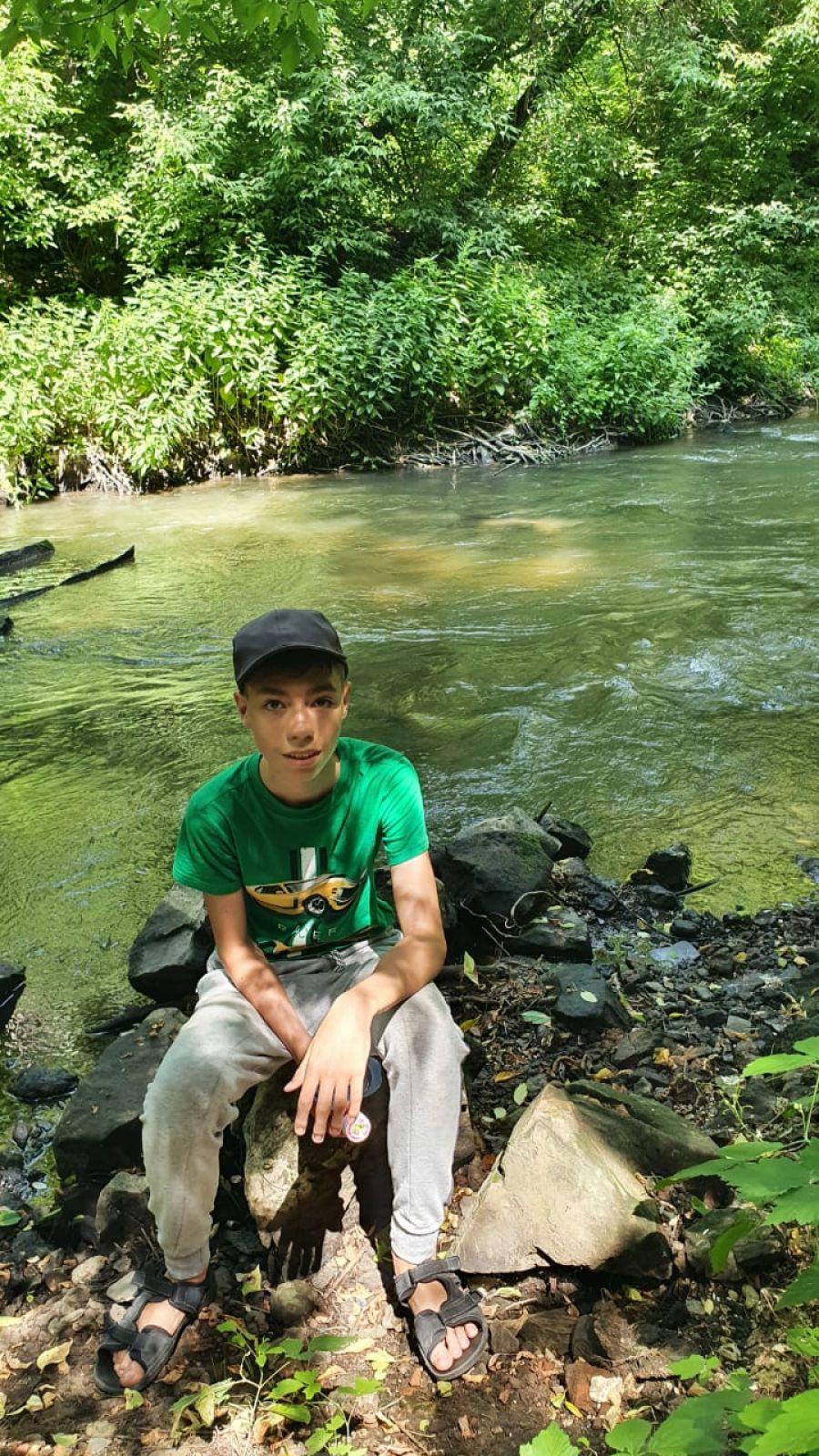 Река Стрелица.