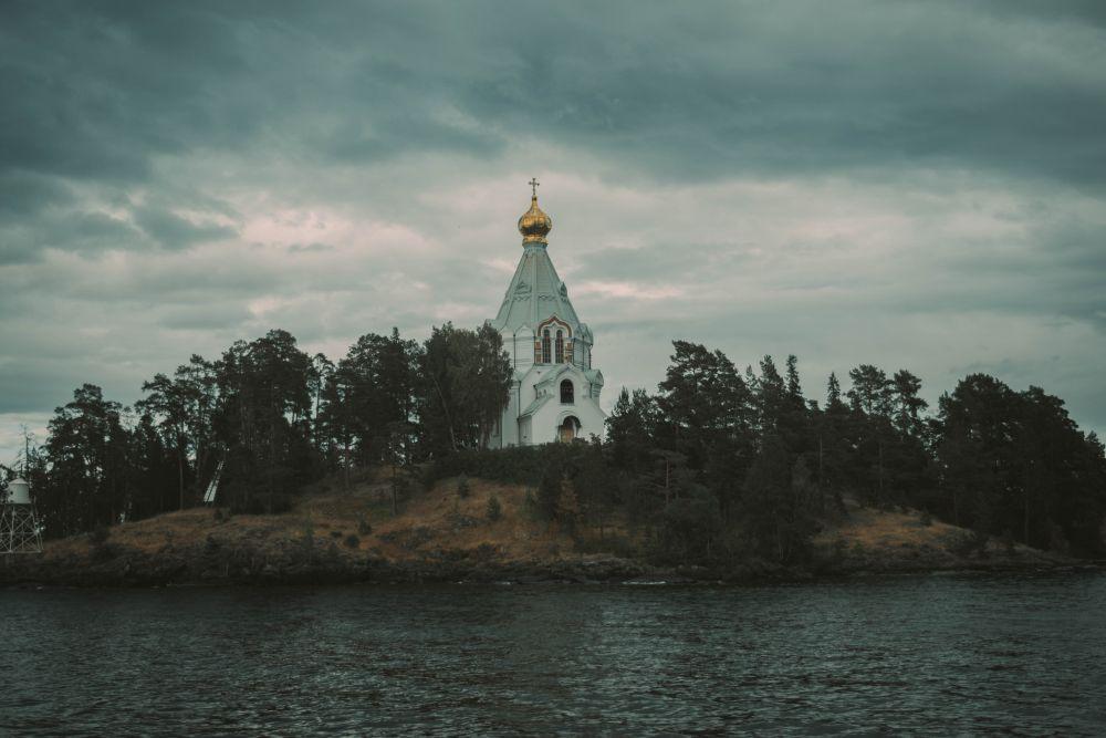 Остров Валаам, Республика Карелия.