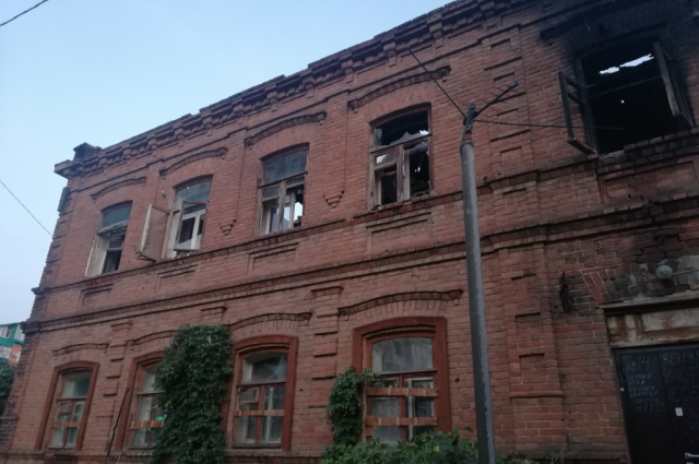 Инспекция госохраны ОКН спустя неделю прокомментировало пожар на Почтовом в Оренбурге.