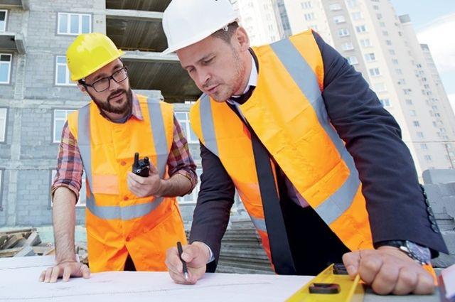 Дипломированные строители не остаются без работы.