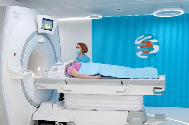 В Свердловском онкоцентре используют самое современное диагностическое оборудование.