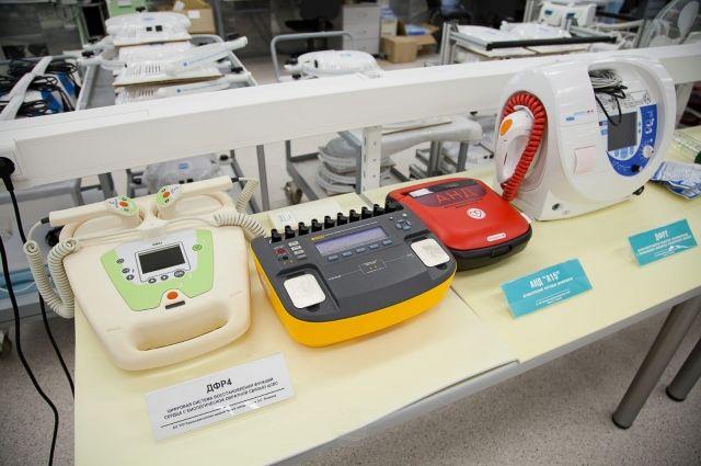 Первая партия дефибрилляторов будет выпущена заводом уже в этом году.