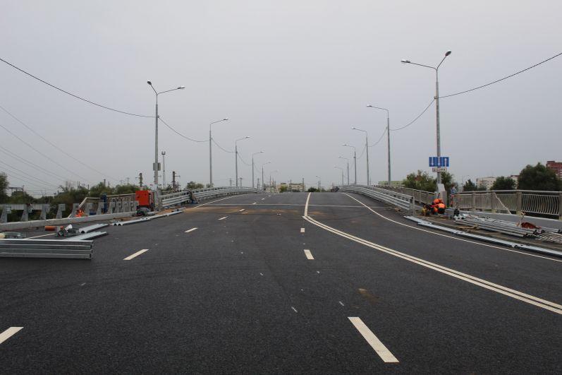 Последним днем работы старого моста было 19 сентября 2019 года.