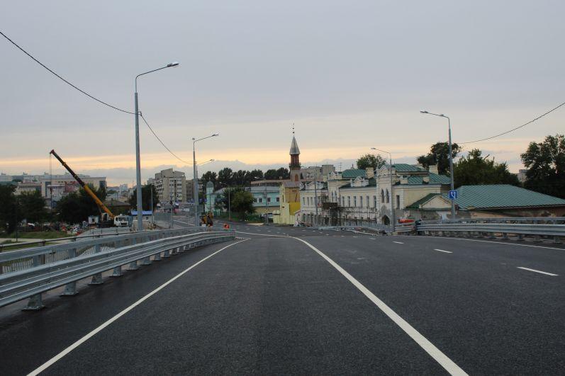 Автомобилистам мост должен понравиться.