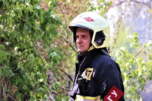 Россия и Оренбуржье остро нуждаются в специалистах-пожарных.