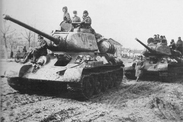 Василий Щербаков трижды горел в танке.