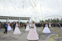 Свадьба в День шахтёра - уже традиция.