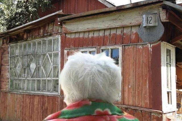 Дому бабушки Вали требовался серьезный ремонт, а ей самой - медицинское обслуживание.