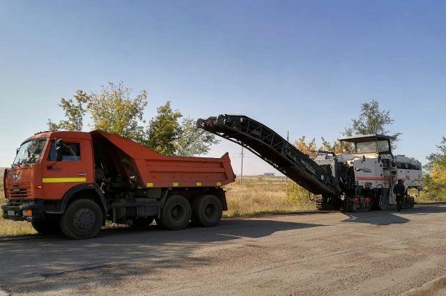 В Новосергиевском районе на ремонт закрыли мост через реку Сухушку.