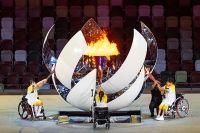 Церемония открытия Паралимпийских игр в Токио. Фото: