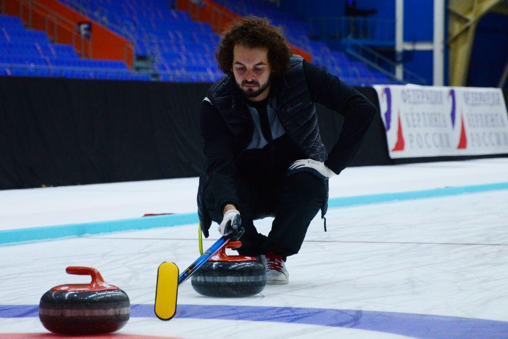 Финал кубка России по керлингу среди смешанных команд состоялся в Иркутске.