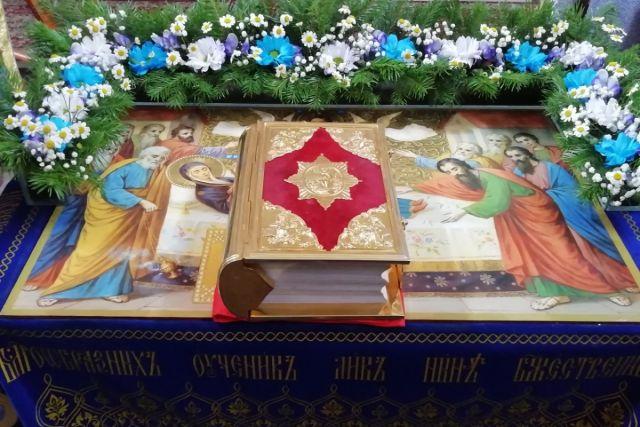 Священник Максим Стыров рассказал о подготовке прихожан к этому великому празднику.