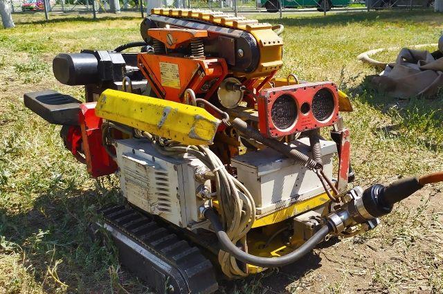 Т Плюс в Оренбурге обследует теплосети с помощью роботов свыше полукилометра тепловых сетей.
