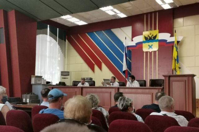 В администрации Северного округа обсуждались вопросы компенсации.