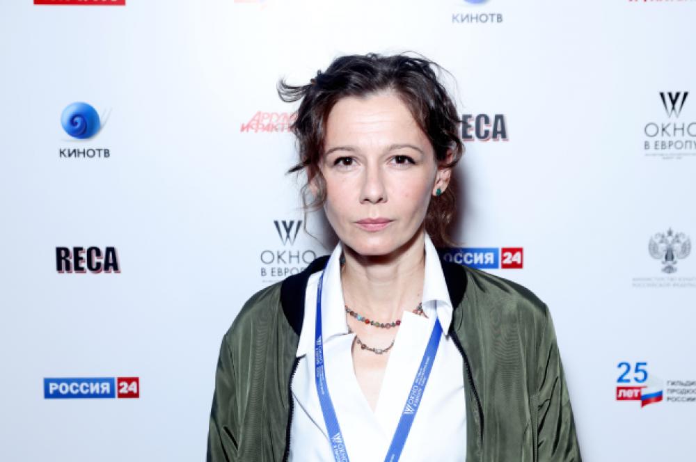 Полина Агуреева.