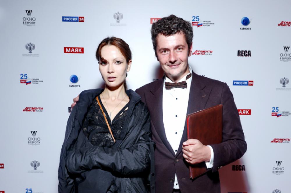 Елена Окопная и Иван Кудрявцев.