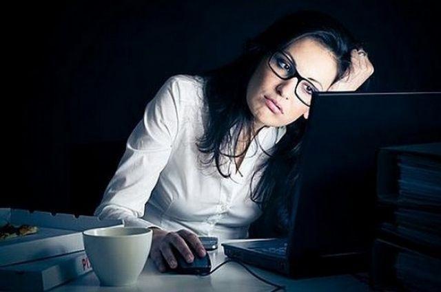 Врачи предупредили об опасности работы в ночную смену.