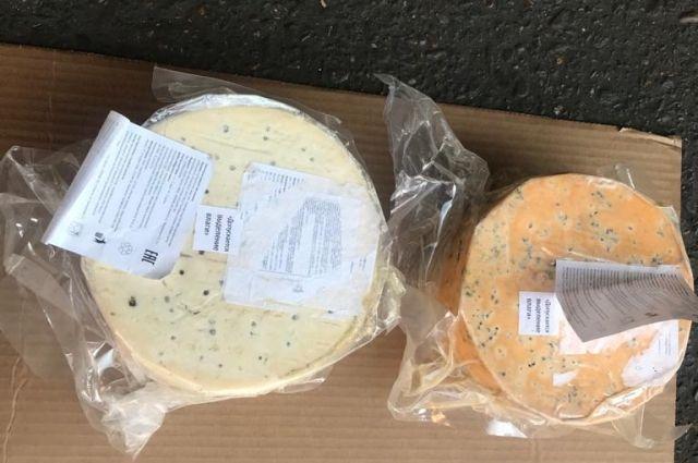 В Оренбуржье не пустили почти 17 тонн иранского сыра с истекшим сроком годности.