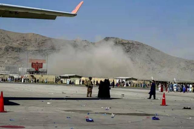 Талибы осудили ракетный удар ВС США