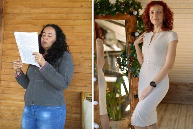 Для себя Людмила твёрдо решила, что даже к отметке 60 кг на весах больше никогда не вернётся.