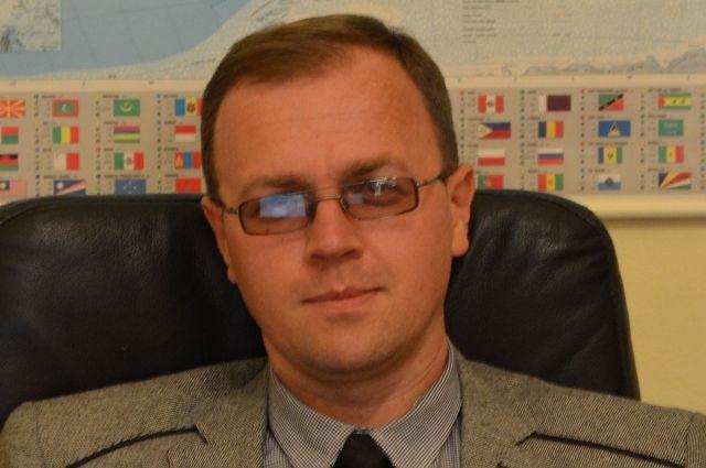 Социолог, доцент философского факультета Таврической академии КФУ Андрей Зоткин.