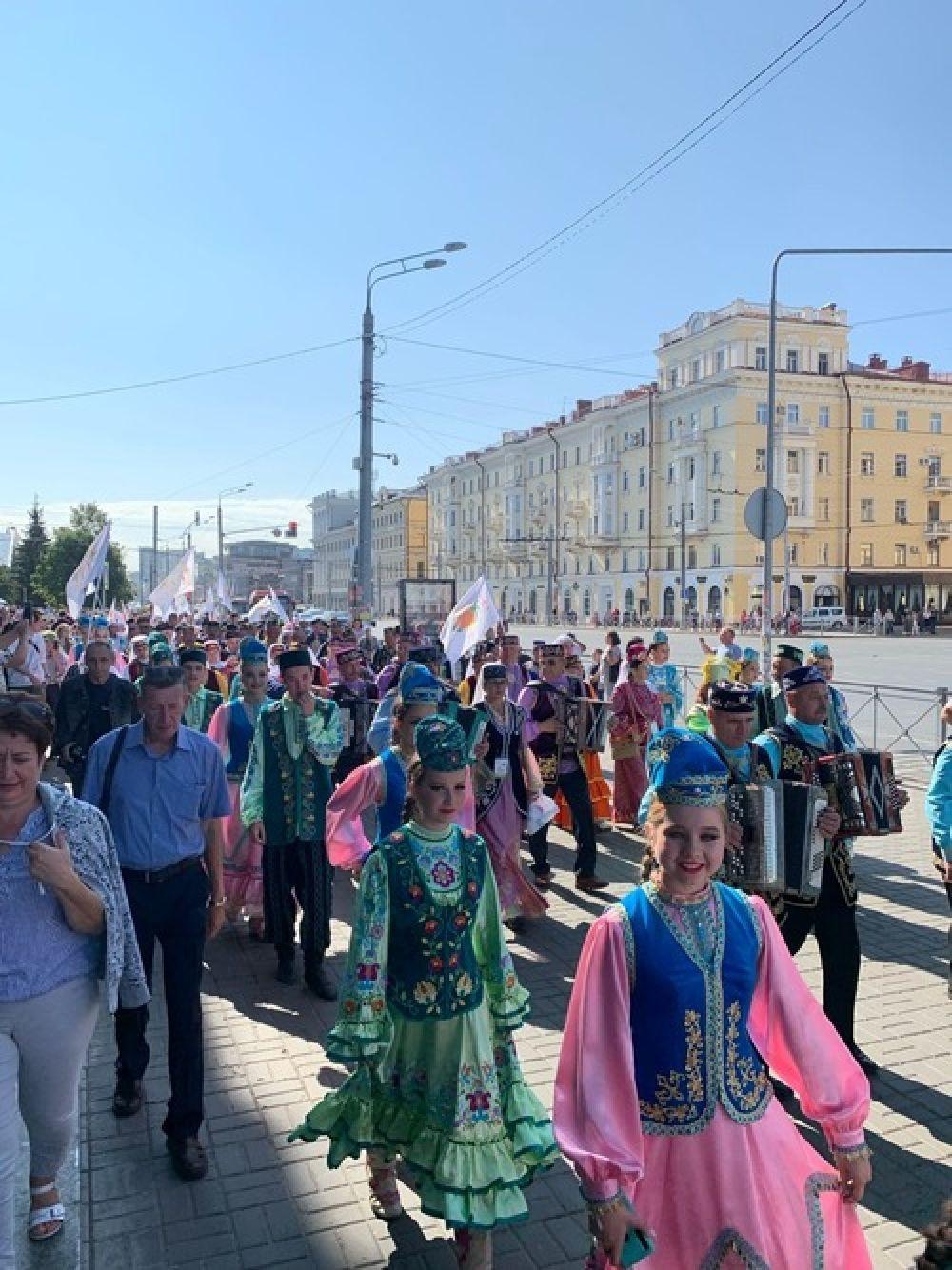 Республиканский фестиваль народного творчества «Играй, гармонь!».