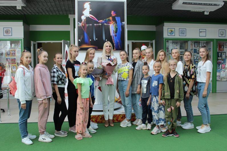 Настоящее и будущее пензенской гимнастики.