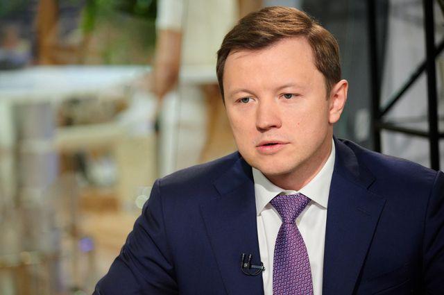 Владимир Ефимов: индекс промышленного производства Москвы вырос на четверть