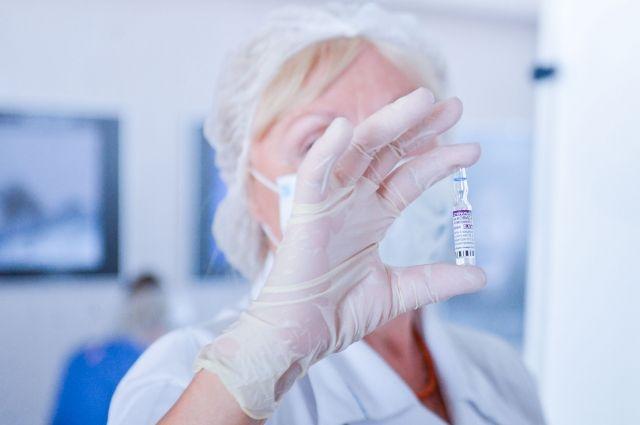 Вакцинация идет полным ходом