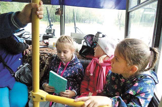Ученики начальных классов с 1 января 2022 г. будут ездить в общественном транспорте бесплатно.