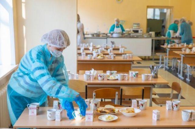 Оценивать вкус и качество школьного питания смогут сами учащиеся.