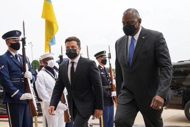 В администрации США рассказали о встрече Байдена с Зеленским