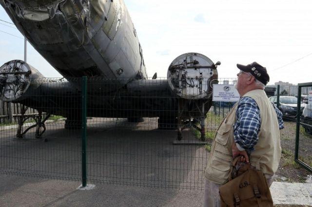 Тимоти Шволби и Дуглас С-47.
