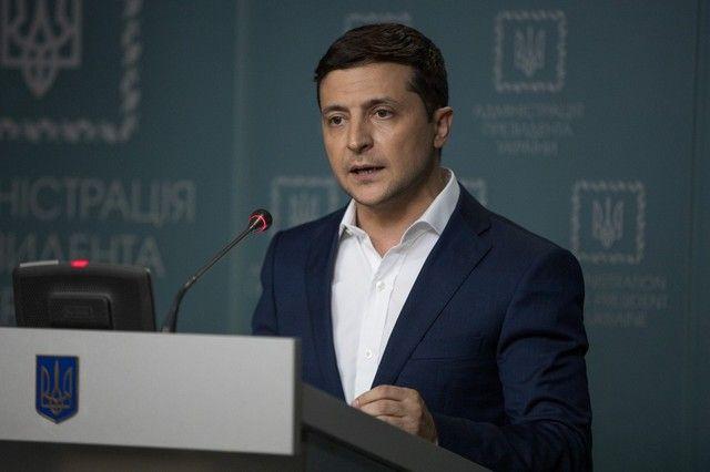Зеленский заявил, что обсудил с Байденом вопрос энергобезопасности Украины