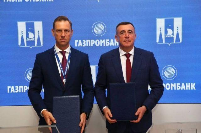 Сахалинская область сегодня поступательно развивается и является одним из приоритетных регионов для Газпромбанка.