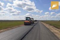 Дорогу ремонтируют поэтапно в течение трёх лет.